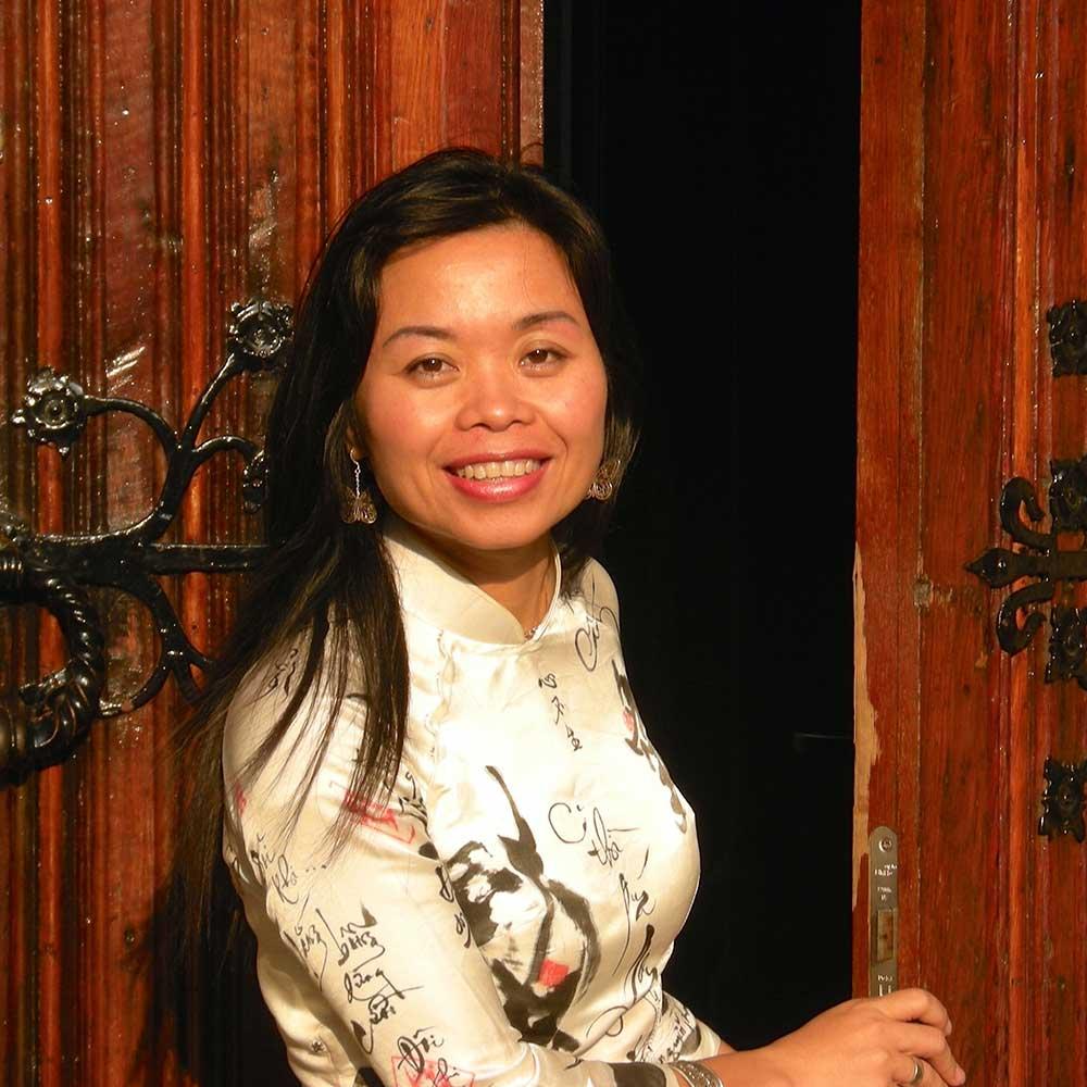 Quế Mai Nguyễn Phan – The Hong Kong International Literary Festival